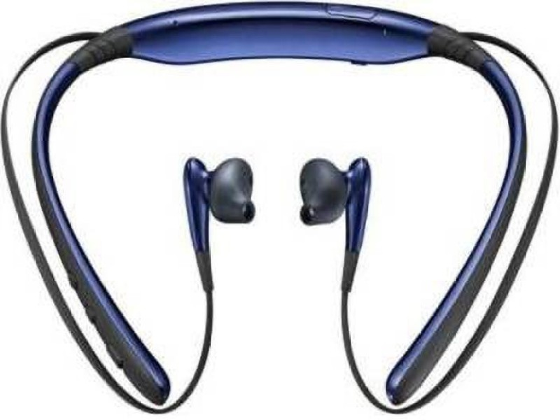 sendily LVL U Bluetooth Headphones Stereo Bluetooth Headset 885YU Bluetooth Headset(Black, Blue, In the Ear)