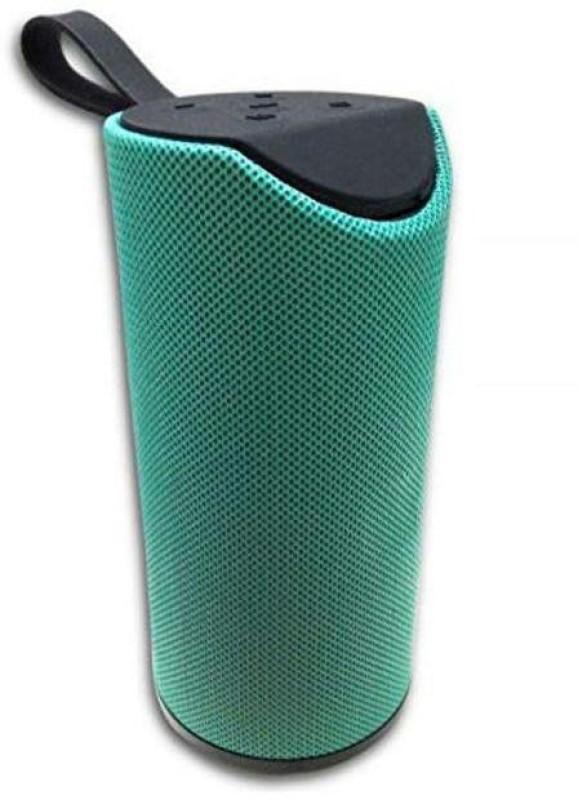 hitvill TG-113 Wireless Bluetooth Speaker High Quality Sound Deep Bass 15 W Bluetooth Speaker 15 W Bluetooth Speaker(Green, Mono Channel)