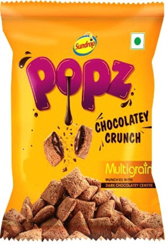 Sundrop Popz Chocolatey Crunch(20 g, Pouch)