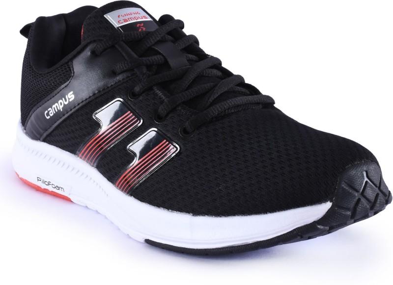 Campus TORONTO Running Shoes For Men(Black)
