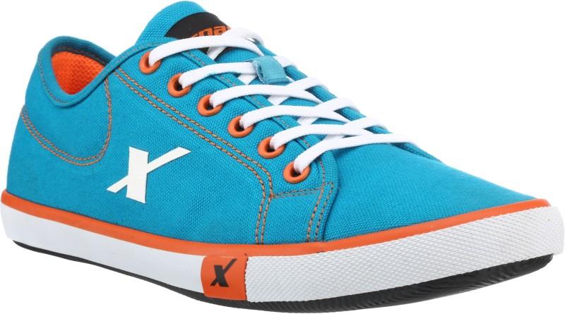 SPARX SM-283 Canvas Shoes For Men(Blue)