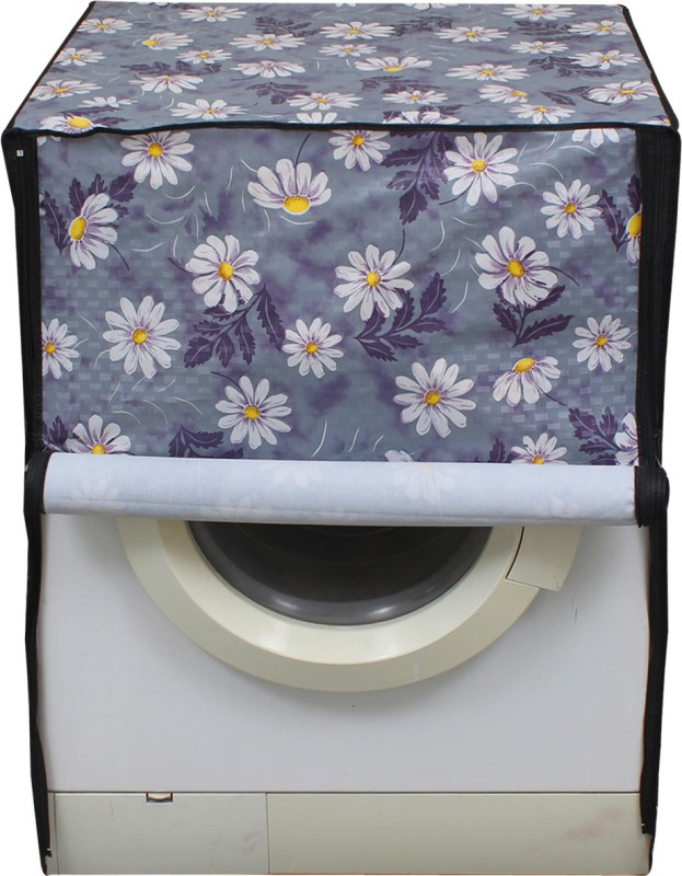 Glassiano Front Loading Washing Machine Cover(Multicolor)