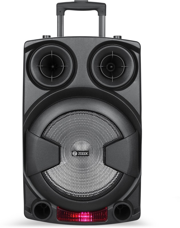 Zoook Rocker Thunder XXL 70 W Bluetooth Party Speaker(Black, Stereo Channel)