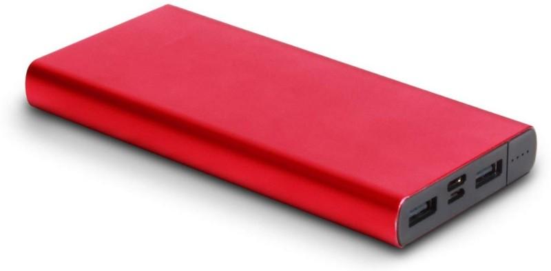 MI-STS 10000 mAh Power Bank(Red, Lithium Polymer)