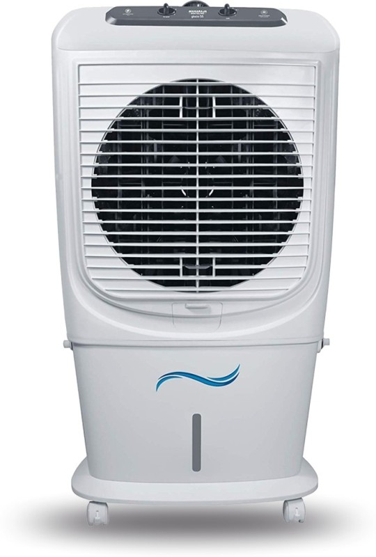 Maharaja Whiteline 55 L Desert Air Cooler(White, GLACIO 55 / CO-132)