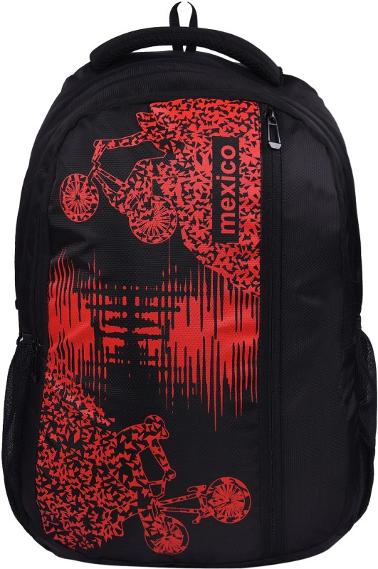 Mexico STUNT-RED 35 L Backpack(Red)