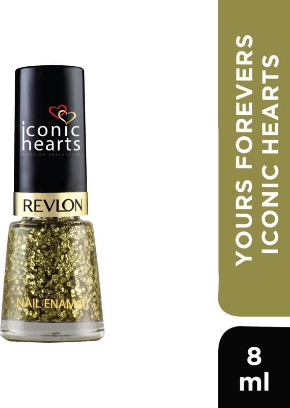 Revlon Nail Enamel ( Glittet) 8 ml Yours Forever