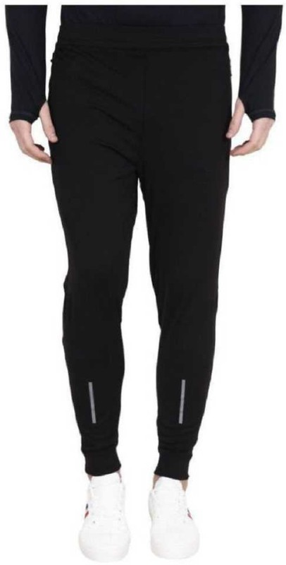 shopyholik Solid Men Black Track Pants