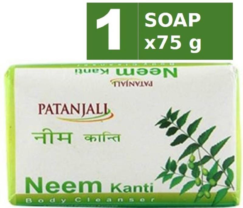Patanjali Neem Kanti Body Cleanser(75 g)