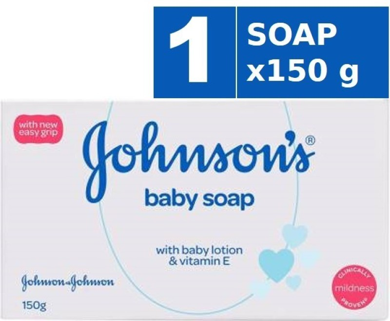 Johnson's Baby Soap(150 g)