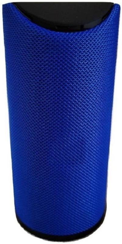 hitvill TG-113 Wireless Bluetooth Speaker Clear Sound Deep Bass 15 W Bluetooth Speaker(Blue, Mono Channel)