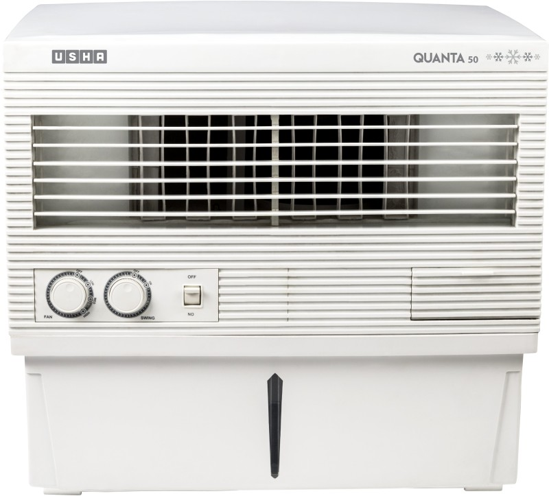 Usha 50 L Room/Personal Air Cooler(White, CW-505)