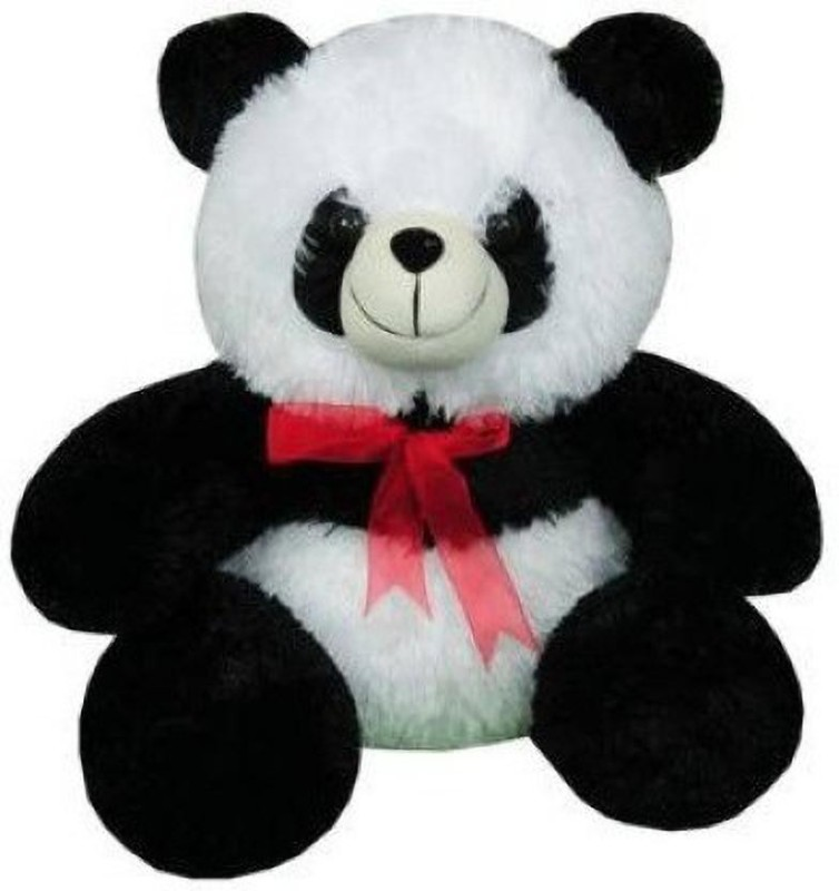 THE MODERN TREND Soft Stuffed Panda Teddy Bear (White and Black, 60 cm) - 24 inch (Black)  - 60 cm(Black)