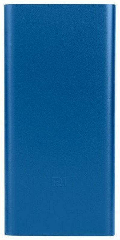 Mi 10000 mAh Power Bank (Fast Charging, 18 W)(Blue, Lithium Polymer)