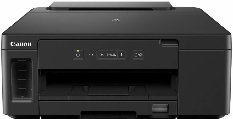 Canon PIXMA GM2070 Single Function Monochrome Printer(Black, Refillable Ink Tank)