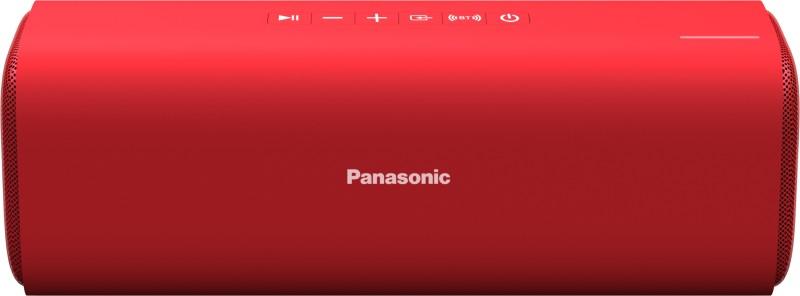 Panasonic SC-NA07GW-R 10 W Bluetooth Speaker(Red, Stereo Channel)