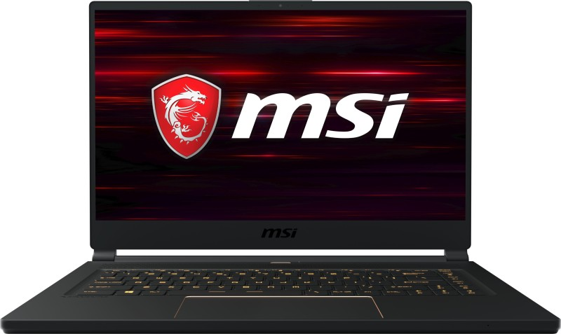 MSI Core i7 9th Gen - (16 GB/1 TB SSD/Windows 10 Home/8 GB Graphics/NVIDIA Geforce RTX 2070 Max Q) GS65 Stealth 9SF-635IN Gaming Laptop(15.6 inch, Black, 1.88 kg)