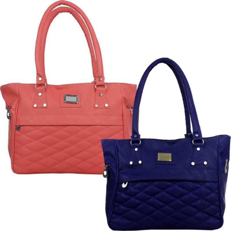 Online Hub Women Multicolor Handbag