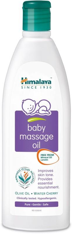 Himalaya Baby Massage Oil(200 ml)