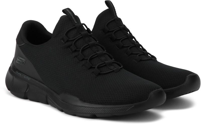 Skechers Equalizer 3.0- Emrick Running Shoes For Men(Black)