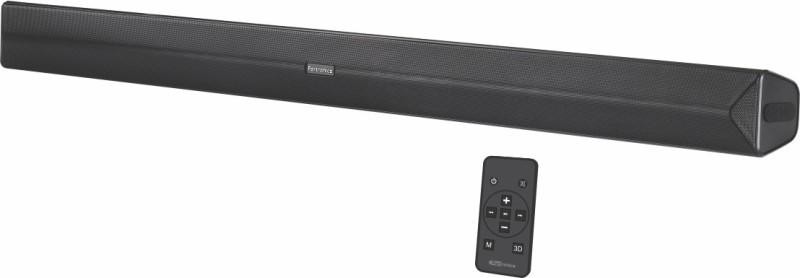 Portronics Sound Slick II, POR 936 40 W Bluetooth Soundbar(Black, Stereo Channel)
