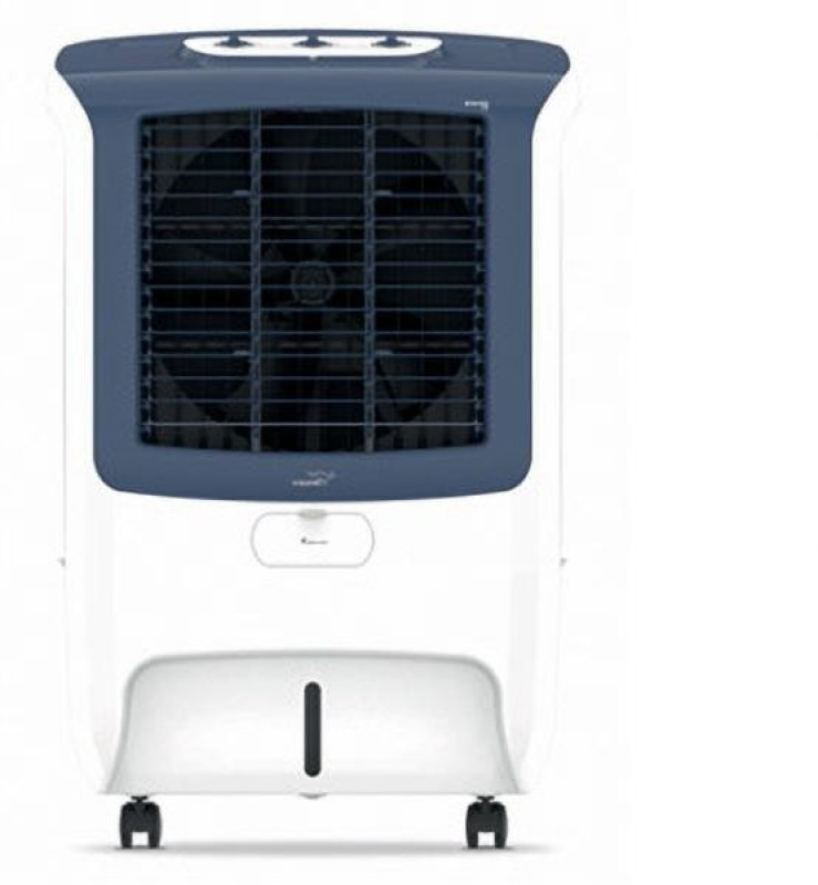 V-Guard 85 L Desert Air Cooler(WHITE AND BLUE, AIKIDO F85)