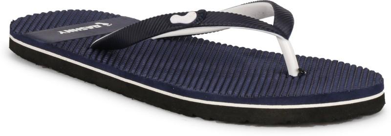 Dashny Women Printed-160 Stylish comfortable health indoor/outdoor slippers & flip flops (Navy) Slippers