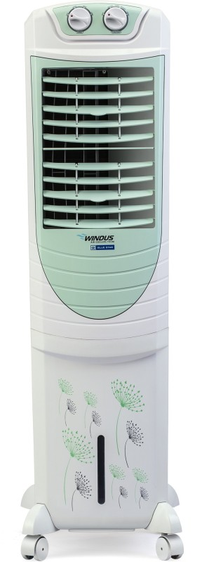 Blue Star 35 L Tower Air Cooler(White, PA35LMA)
