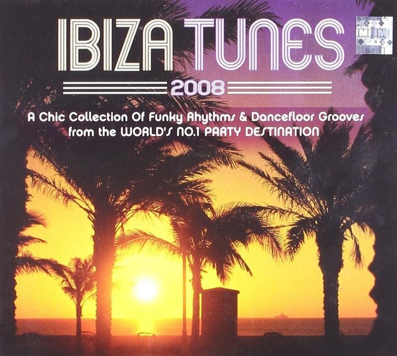 IBIZA TUNES 2008 Audio CD Standard Edition(English - Various)