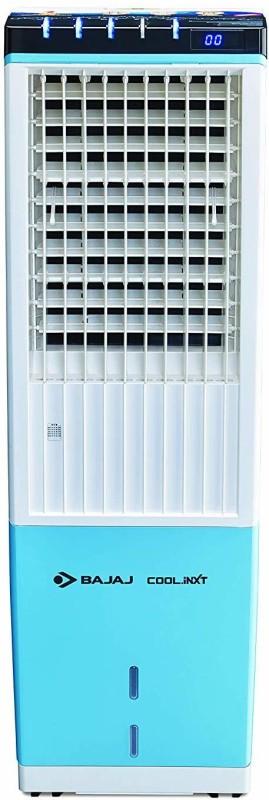 Bajaj 22 L Room/Personal Air Cooler(White, Blue, Black, Cool.iNXT)