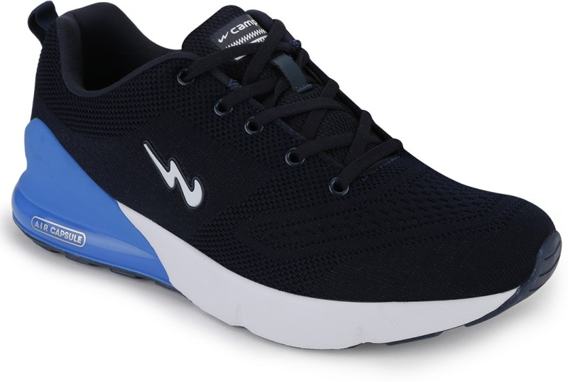 Campus NORTH Running Shoes For Men(Navy)
