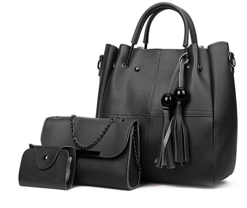 SaleBox Women Black Shoulder Bag