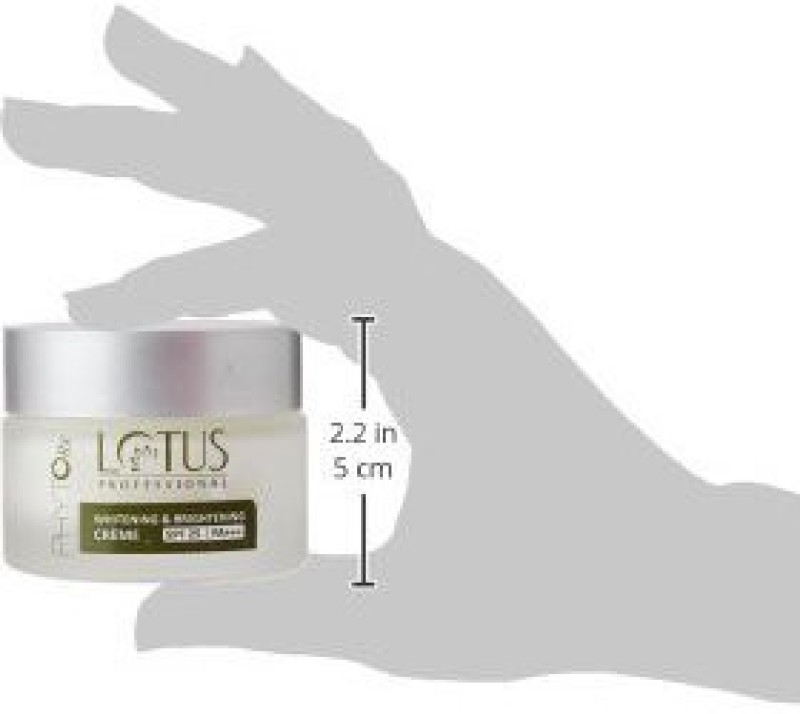 Lotus Professional Whitening and Brightening Creme (50gm)(50 g)