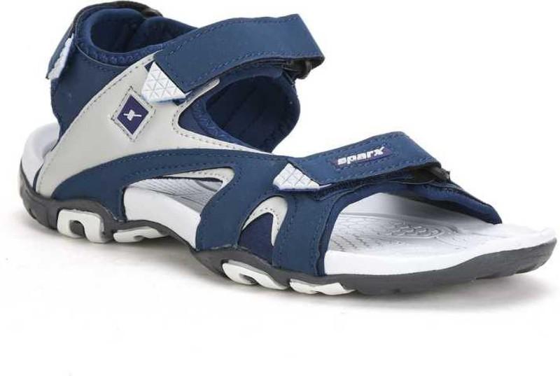 SPARX SS0453G Men Blue Sandals