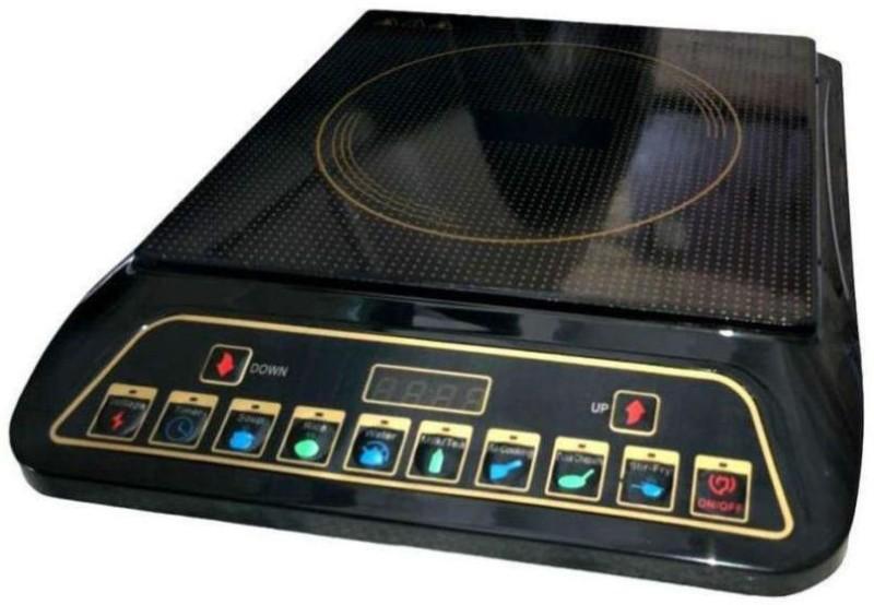 Alpha Pro APIK01 Induction Cooktop(Black, Push Button)