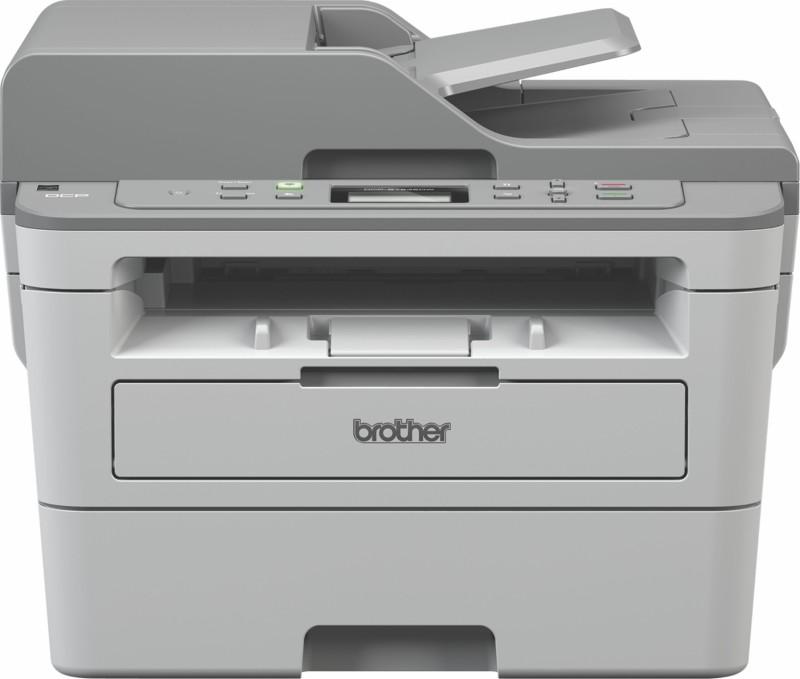 Brother DCP-B7535DW Multi-function Monochrome Printer(Grey, Toner Cartridge)