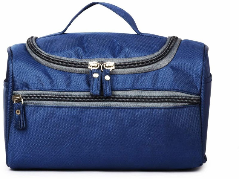 Scatter Travel Toiletry Bag For Women and men Travel Toiletry Kit(Blue)