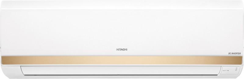 Hitachi 1.5 Ton 5 Star Split Inverter AC - White, Gold(RSOG/ESOG/CSOG518HDEA, Copper Condenser)