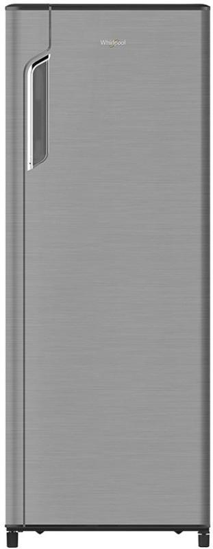 Whirlpool 280 L Direct Cool Single Door 3 Star (2020) Refrigerator(Chromium Steel, 305 IMPRO PRM 3S INV GREY CHROMIUM STEEL)