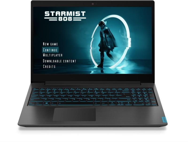 Lenovo Ideapad L340 Core i7 9th Gen - (8 GB/1 TB HDD/256 GB SSD/Windows 10 Home/4 GB Graphics/NVIDIA Geforce GTX 1650) L340-15IRH Gaming Laptop(15.6 inch, Granite Black, 2.19 kg)