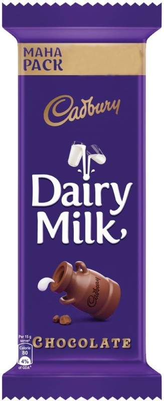 Cadbury Dairy Milk Chocolate Bars(50 g)