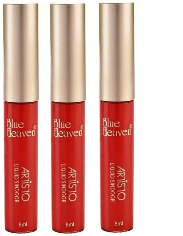 Blue Heaven Liquid Matte Sindoor - Red Liquid Matte Sindoor (Red) LIQUID(Red)