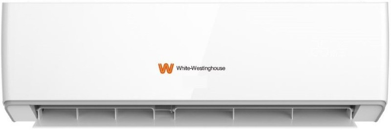 White Westing House 1 Ton 3 Star Split Inverter AC - White(WWH123INA, Copper Condenser)