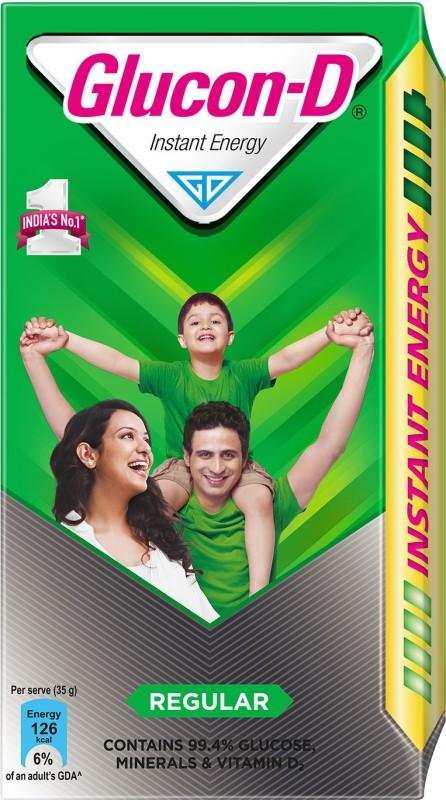 Glucon-D Instant Energy Energy Drink(1 kg, Regular Flavored)