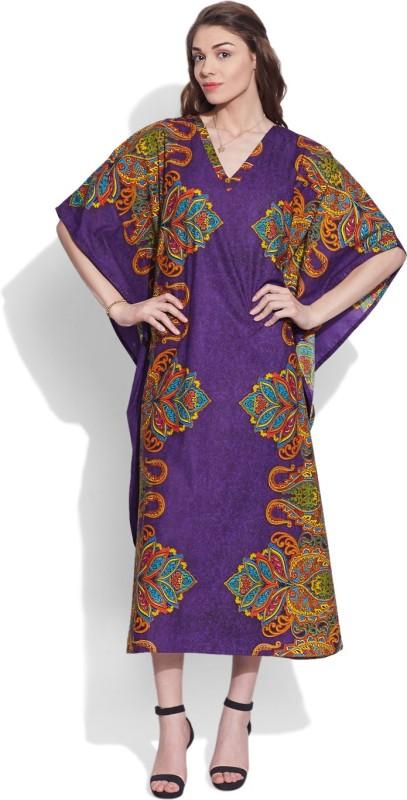 Very Me Printed Cotton Women's Kaftan