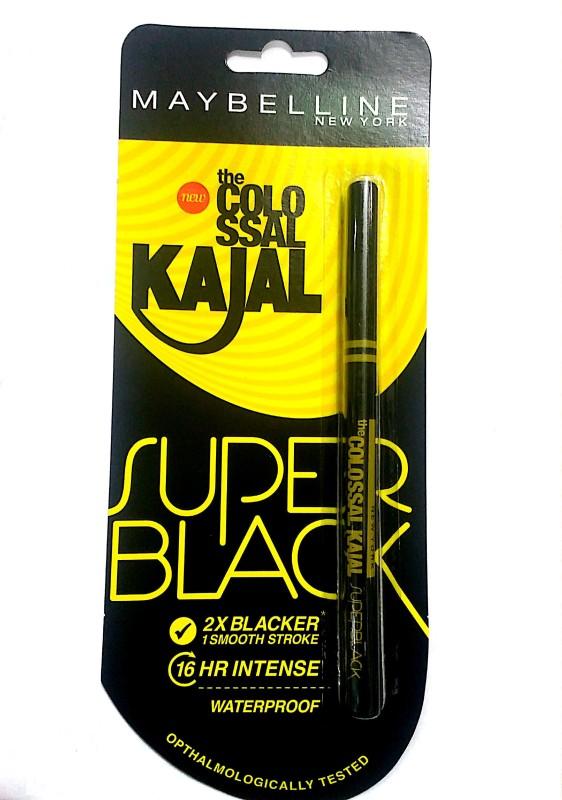 Maybelline 2*BLACKER 0.35 g(BLACK)