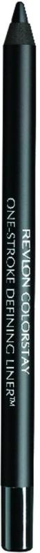 Revlon Colorstay One-stroke Defining Eyeliner Kajal Blackest Black 1.2 g(Blackest Black)