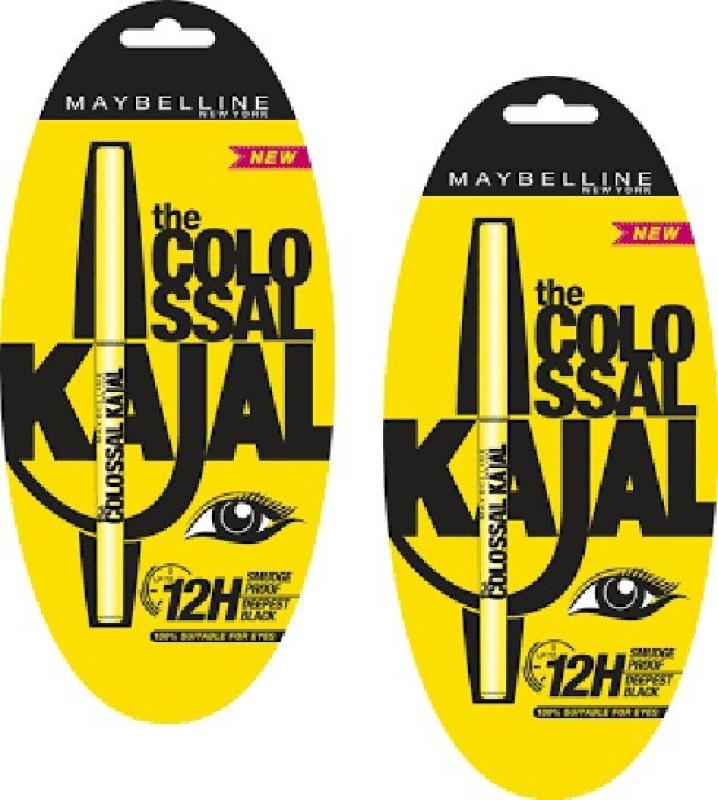 Maybelline Colossal Kajal black 0.70 g(Black)