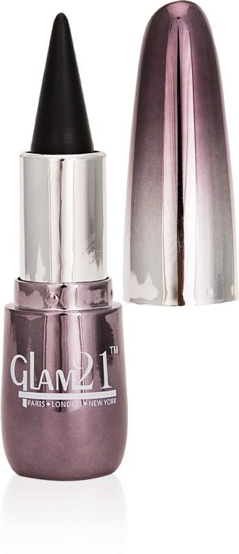 Glam 21 NATURAL HERBAL KAJAL(Black, 3 g)