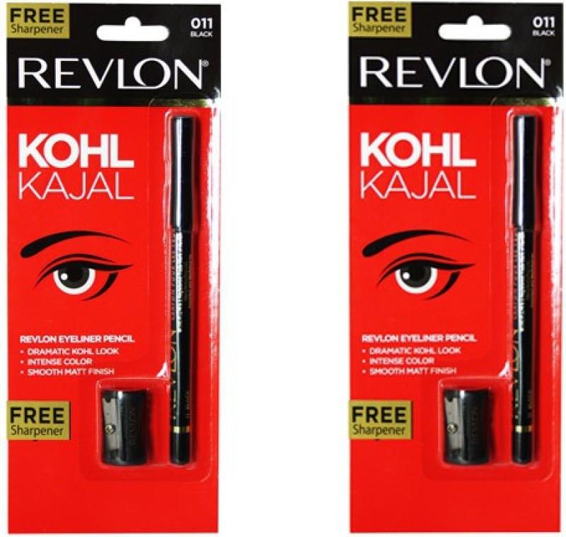 Revlon Khol Kajal(Black, 1.14 g)